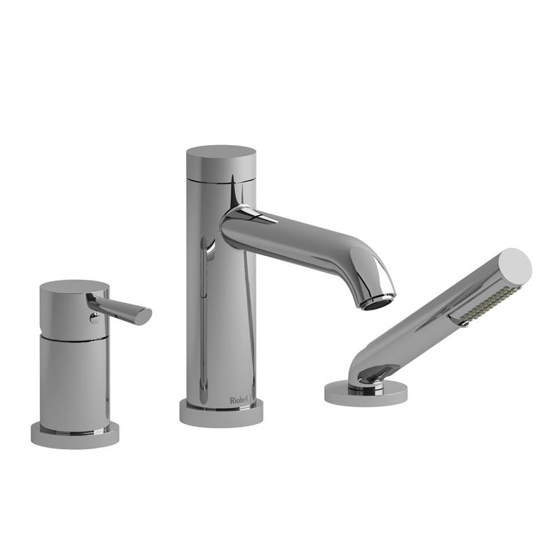 vs16 robinet de bain 3 morceaux type p pression quilibr e avec douchette. Black Bedroom Furniture Sets. Home Design Ideas