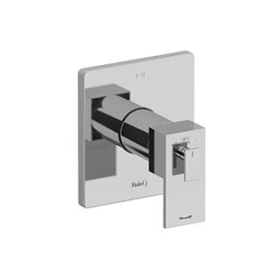 Valve complète 2 voies coaxiale Type T/P (thermostatique/pression équilibrée) -US93
